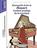 L'incroyable destin de Mozart, l'enfant prodige de la musique (Les romans doc Artistes)