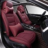 La Funda de Asiento de automóvil es una verdadera Funda de Piel de Vacuno Car Cushion Deluxe (Mercedes GLS350 GL400 GLE450 G500 G63 c200l Especial)