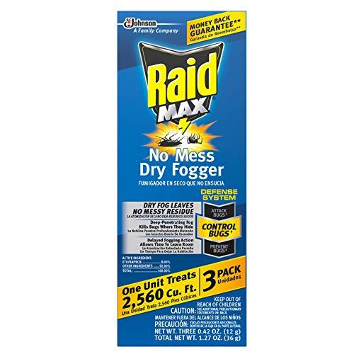 Bug Fogger 5 ☆ Max 70% OFF very popular 3pk