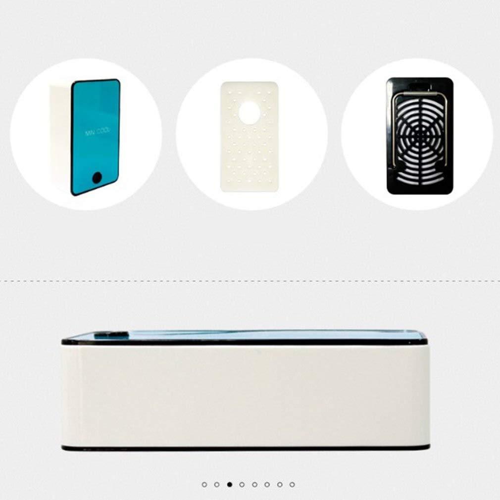 Ventilador Sin Aspas Mini Aire Acondicionado Portátil de Mano ...