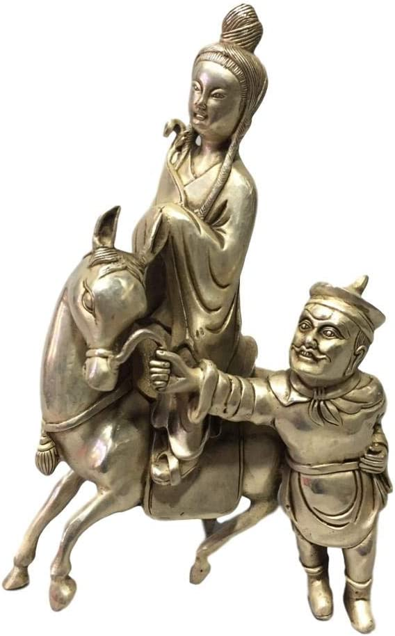 LAOJUNLU White Copper Zhaojun Max 81% OFF Out The Imitatio Ornaments of Plug Purchase