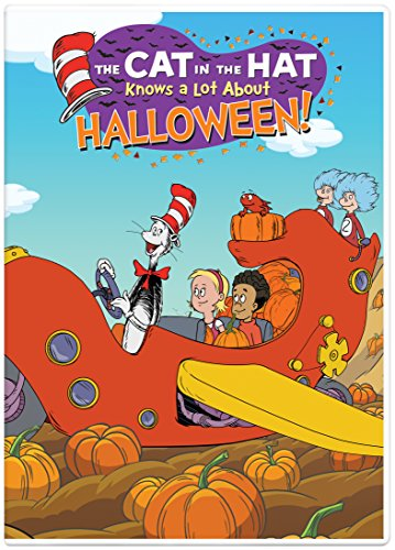 Cat In The Hat: Knows A Lot About Halloween [Edizione: Stati Uniti] [Italia] [DVD]