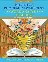 Phonics, Phonemic Awareness, and Word Analysis for Teachers