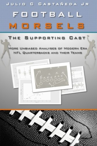 Football Morsels:  The Supporting Cast: More unbiased analyses of modern era NFL quarterbacks and their teams (Volume 2)