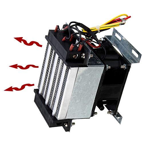 PTC Heizelement, Industrielle Thermostatische Heizlüfter 300 W 220 V Mehrzweck-Isolierung Trocknungsgerät