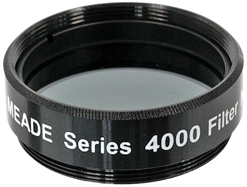 Meade Instruments Series 4000 MoonFilter: ND96 , Black - 7531