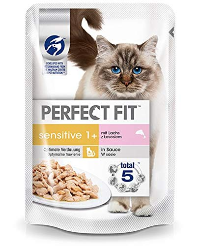 PERFECT FIT Sensitive Huhn | 12x 85g Katzennassfutter