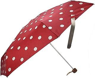 Sun Protection UV Umbrellas Rain and Rain Umbrellas Women's Umbrellas Portable Folding Umbrellas HYBKY (Color : Red)