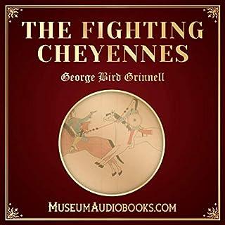 The Fighting Cheyennes audiobook cover art