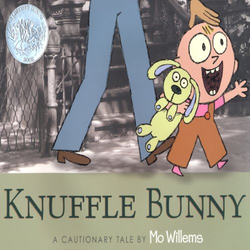 Knuffle Bunny: A Cautionary Tale audiobook cover art