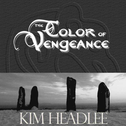 The Color of Vengeance audiobook cover art