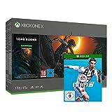 Xbox One X 1TB + FIFA 19 Standard Edition