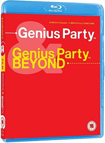 Genius Party / Beyond - Standard Blu-Ray [UK Import]