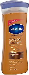 Vaseline Total Moisture Cocoa Radiant Body Lotion 10oz