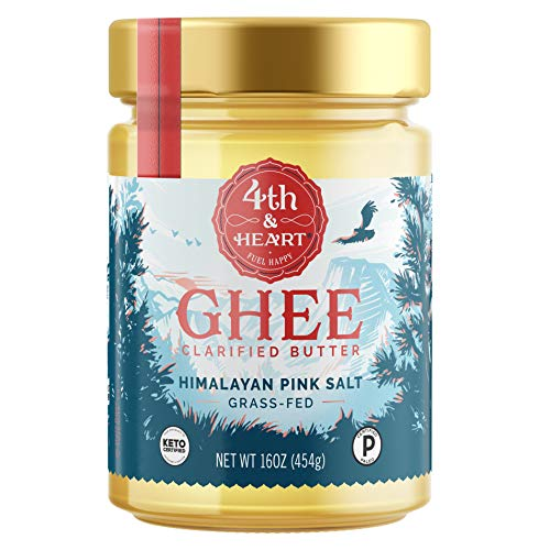 Fourth and Heart Ghee