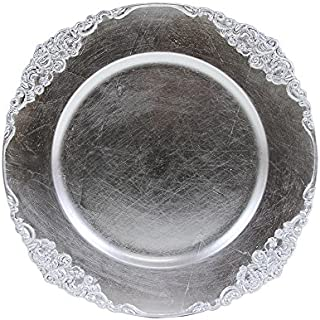 Best galvanized charger plates wholesale Reviews