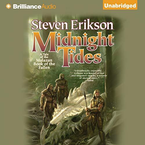 Midnight Tides: Malazan Book of the Fallen Series, Book 5