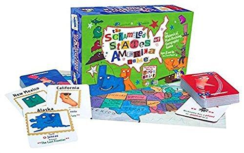 scrambled states of america game - 3