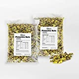 Rollasnax: Pistachio Nuts | Unsalted | Raw | Unroasted | Without Shells | 100% Natural Healthy Snacks - 1kg