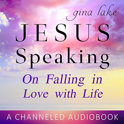 Jesus Speaking cover art
