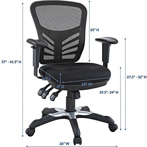 LexMod Articulate Office Chair