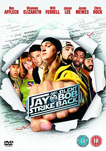 Jay And Silent Bob Strike Back [DVD]