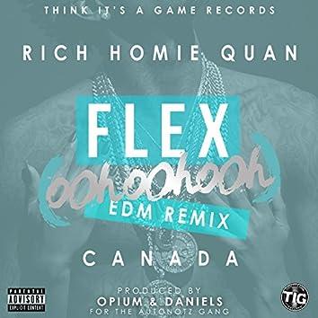 Flex (Ooh, Ooh, Ooh) [Opium & Daniels Remix] - Single