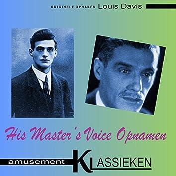 His Master's Voice Opnamen