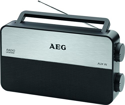 AEG TR 4152 - Radio, Negro
