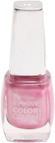 Lakme True Wear Color Crush Nail Color, Shade 14, 9 ml