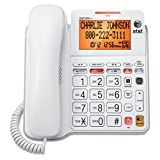 Best Corded Speakerphones - AT&T CL4940 Corded Phone with Answering System, Backlit Review