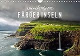 Wunderbare Färöer Inseln (Wandkalender 2020 DIN A4 quer): Die Färöer Inseln sind ein Juwel inmitten des rauen Nordatlantik (Monatskalender, 14 Seiten ) (CALVENDO Natur)