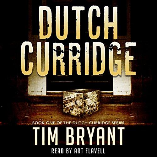 Dutch Curridge audiobook cover art