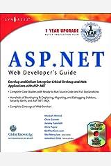 ASP.Net Web Developer's Guide Kindle Edition