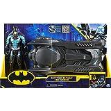 DC Comics - Kit Batmobile + modellino di Batman da 30 cm, rif. articolo 6058417, giocattolo per bambini dai 4 anni in su