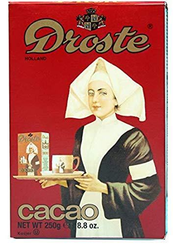 Droste Cocoa Powder, 8.8 oz (4 pack)
