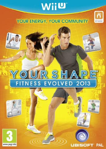 YourShape: Fitness Evolved 2013 (Nintendo Wii U)