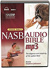 Holy Bible: New American Standard Version, Voice Only