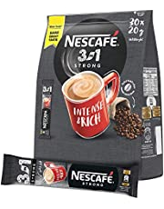 Nescafe 3 in 1 Intenso Instant Coffee Mix Sachets
