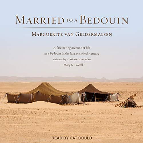 Married to a Bedouin Audiobook By Marguerite van Geldermalsen cover art