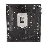 Simlug 【𝐒𝐩𝐫𝐢𝐧𝐠 𝐒𝐚𝐥𝐞 𝐆𝐢𝐟𝐭】 Desktop Computer Motherboard DDR3 DIMM USB3.0 SATA PCI-Ex16 RJ45 for B75