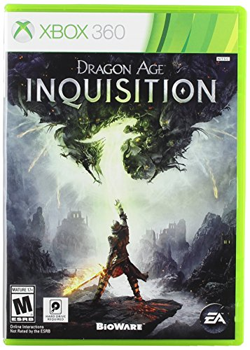 Dragon Age Inquisition  Standard Edition  Xbox 360
