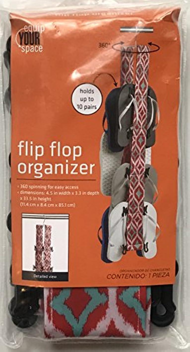 Flip Flop Shoe Organizer Multi Color