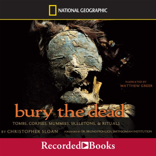 Bury the Dead audiobook cover art