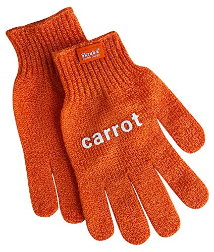 Eddingtons Skrub'a Guanti pulisci carote