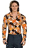 Rubie's Costume Groovy Shirt Orange Costume, Standard
