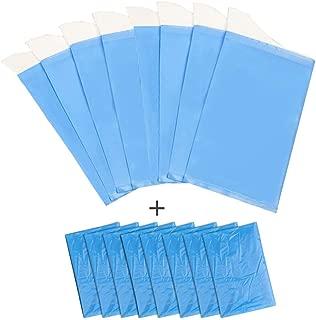 4Pcs Linyuo Sacs /à Urine Portables Sac de Pipi de Secours de Camping Sacs /à Urine vomi Sac de Voyage Pee Vomit Sacs Set Sac lext/érieur dans la Voiture du Patient Femme Enceinte Unisexe