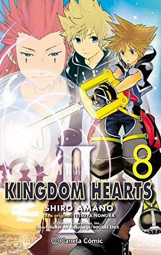 Kingdom Hearts II, 8