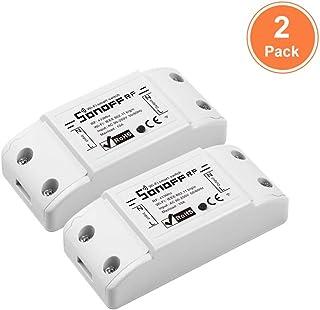 Kit mini Prise DiO Connect WiFi et 433MHz avec t/él/écommande DIO