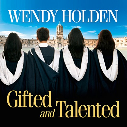 Gifted and Talented cover art